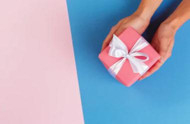 プレゼンは最高の贈り物