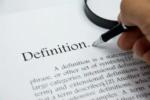 伝えると伝えるの定義